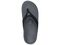 Spenco Yumi Plus - Men's Memory Foam Supportive Sandal - Carbon/Pewter top