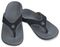 Spenco Yumi Plus - Men's Memory Foam Supportive Sandal - Carbon/Pewter pair