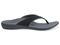 Spenco Yumi Plus - Men's Memory Foam Supportive Sandal - Carbon/Pewter side2
