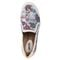 Earth Currant - Women's Slip-on Comfort Shoe - Floral Multi - top