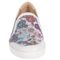 Earth Currant - Women's Slip-on Comfort Shoe - Floral Multi - front