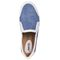 Earth Currant - Women's Slip-on Comfort Shoe - Sapphire Blue - top