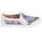 Earth Currant - Women's Slip-on Comfort Shoe - Floral Multi - outside