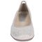Earthies Ennis - Women's Ballet Flat - Taupe - front