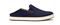 Olukai Kahu - Men's Slip-On Comfort Shoe - Trench Blue / Off White - Drop-In-Heel