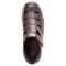 Propet Bayport Mens Sandal - Brown - top view