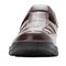 Propet Bayport Mens Sandal - Brown - front view