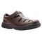 Propet Bayport Mens Sandal - Brown - angle view - main