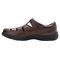 Propet Bayport Mens Sandal - Brown - instep view