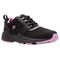Propet Stability X Womens Active - Black/Berry - angle view - main