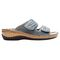Propet June Womens Sandal - Denim - out-step view