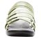 Propet Aurora Slide Womens Sandal - Silver Sage - front view