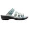 Propet Aurora Slide Womens Sandal - Imperial Blue - out-step view