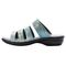 Propet Aurora Slide Womens Sandal - Imperial Blue - instep view