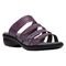 Propet Aurora Slide Womens Sandal - Ruby - angle view - main