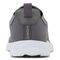 Vionic Brisk Blaine - Women's Active Slip-on Sneaker - Charcoal - 5 back view