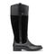 Vionic Country Downing - Women's Weather Resistant Boots - Black - 4 right view