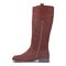 Vionic Country Downing - Women's Weather Resistant Boots - Chocolate - 2 left view