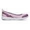 Vionic Sky Sena - Women's Active Flat - Lilac - 4 right view