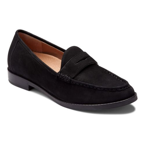 Vionic Wise Waverly - Women's Slip-on Loafer - Black - 1 main view