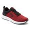 Vionic Fulton Turner - Men's Active Shoe - Red - 1 main view