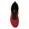 Vionic Fulton Turner - Men's Active Shoe - Red - 3 top view