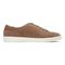 Vionic Sunny Brinley - Women's Water Resistant Suede Sneaker - Light Tan - 4 right view