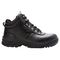 Propet Shield Walker Mens Boots Utility - Black - out-step view