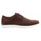 Propet Grisham Mens Casual A5500 - Brown - out-step view