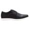 Propet Grisham Mens Casual A5500 - Black - out-step view