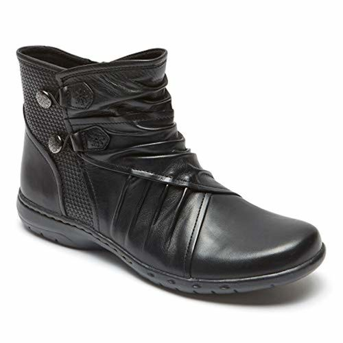 Rockport Cobb Hill Penfield Bungie Boot - Women's - Black