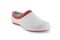 PW Minor Airloft Pro Clog - Women's - White/Spiced Coral/White - White/Spiced Coral/White - 2