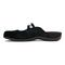 Vionic Jenelle Women's Supportive Mule - Black - 2 left view