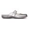 Vionic Jenelle Women's Supportive Mule - Pewter Metallic - 4 right view
