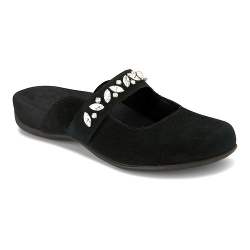 Vionic Jenelle Women's Supportive Mule - Black - 1 main view
