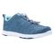 Propet TravelWalker Evo Womens Active Travel - Denim/Lt Blue - angle view - main
