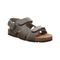 Bearpaw 2237Y  Galen Youth 030 - Charcoal - Profile View main