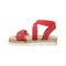 Bearpaw 2243Y  Nora Youth 614 - Red - Side View