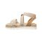 Bearpaw 2243Y  Nora Youth 120 - Natural - Side View