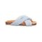 Bearpaw 2251W  Britton 389 - Powder Blue - Side View