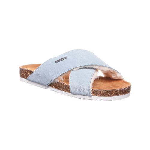 Bearpaw 2251W  Britton 389 - Powder Blue - Profile View main