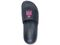 Ironman Women's Makai Supportive Shower Slide - Black/Blossom - Top