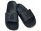 Ironman Women's Makai Supportive Shower Slide - Black/Black - Pair