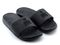Ironman Women's Makai Supportive Shower Slide - Black/Black - Main
