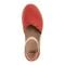 Earth Yarrow - Women's Sandal Sandal - Bright Coral - Top