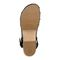 Earth Tiku - Women's Sandal Sandal - Black - Bottom