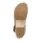 Earth Tiku - Women's Sandal Sandal - Taupe - Bottom