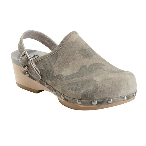 Earth Tiku - Women's Sandal Sandal - Taupe - Profile