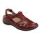 Earth Curie - Women's Sling Casual - Bordeaux - Profile