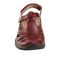 Earth Curie - Women's Sling Casual - Bordeaux - Front
